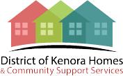 District of Kenora Homes logo